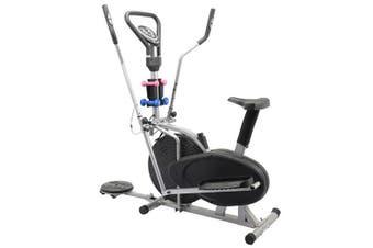LR Fitness Multi-Function Elliptical Cross Trainer Cardio Machine - Pre-Order ETA 15th Oct