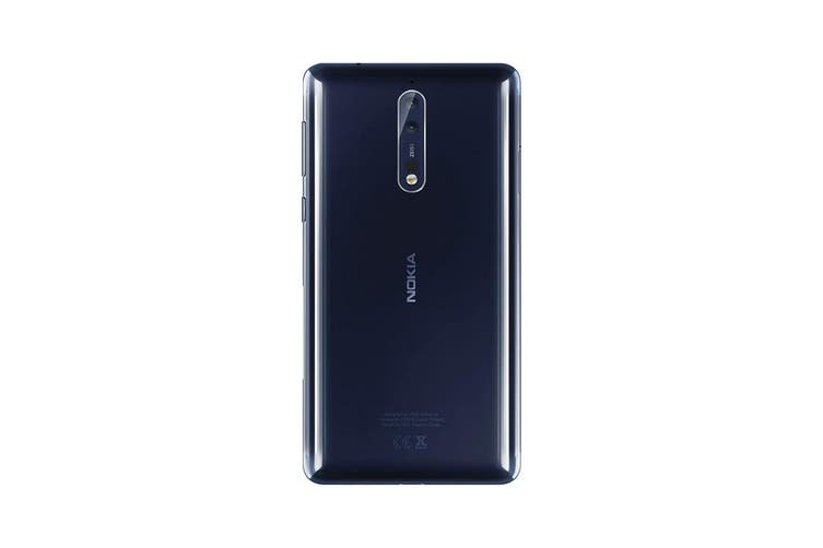 Nokia 8 TA-1012 64GB Blue [Good Grade]