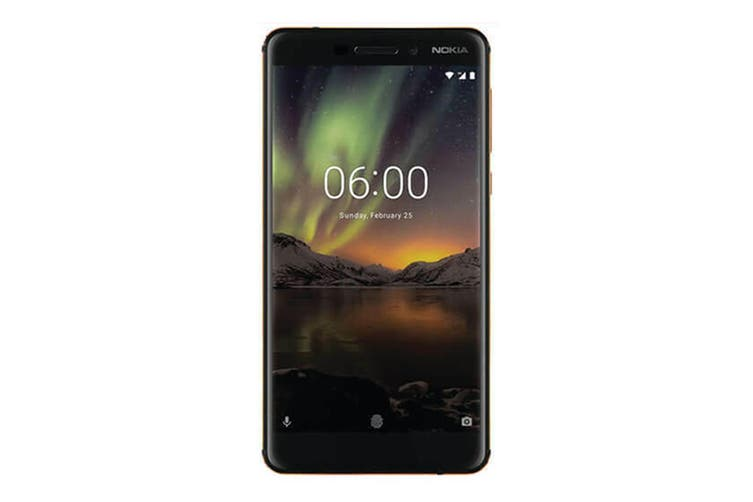 Nokia 6.1 TA-1050 32GB Black [As New Grade]
