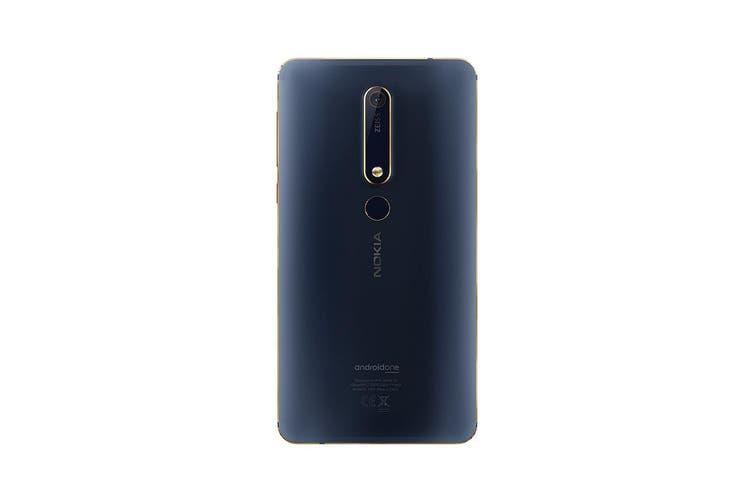 Nokia 6.1 TA-1050 32GB Blue [Good Grade]