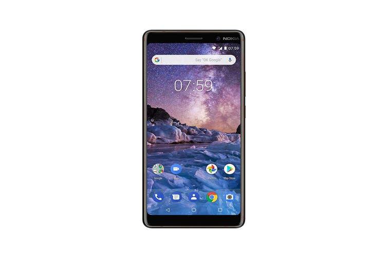 Nokia 7 Plus TA-1055 64GB Black [Excellent Grade]