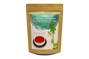 Luxo Dokudami Japanese Natural Weight Loss Tea