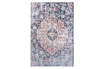 Ariza 160 x 230cm Distressed Persian Silky Floor Rug