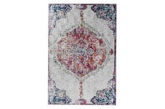 Morgan 120 x 170cm Distressed Vintage Persian Silky Floor Rug