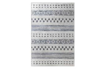 Visthus 160 x 230cm Multiprint Contemporary Floor Rug