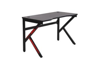 Kade 120cm Computer Gaming Desk - Red