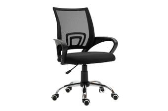 Luxo Narelle Mesh Office Chair - Black