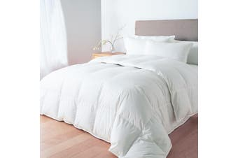 Queen Size 200gsm Summer Feather Down Quilt