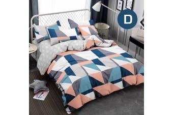 Double Size ARGULE Design Quilt Cover Set