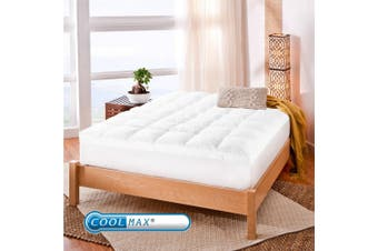 Coolmax Mattress Topper