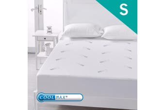 Single Size Coolmax Mattress Protector