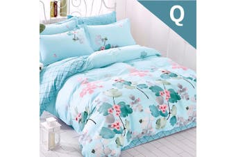 Queen Size Dream On Design Quilt Cover Set