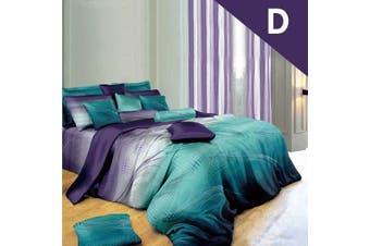 Double Size RHYTHM Design Quilt Cover Set