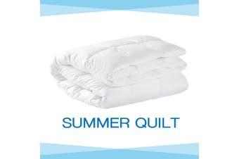 Queen Size Summer Microfibre Quilt/Doona