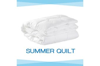 Single Size Summer Microfibre Quilt/Doona