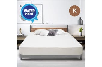 King Size Fully Fitted Non Woven Waterproof Mattress Protector