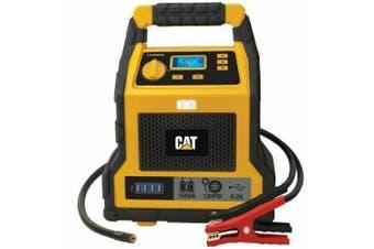 CAT Professional Power Station & 1000 Peak Amp Jump Starter & Air Compressor