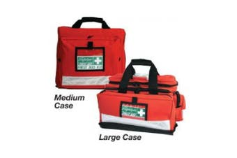 New Brady First Aid  Red Soft Replacement Case Only Large Case