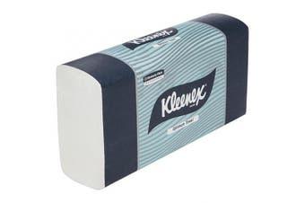 New Kleenex 4456 Hand Towel Refill Optimum Single Pack - 30.5Cm X 24Cm, White