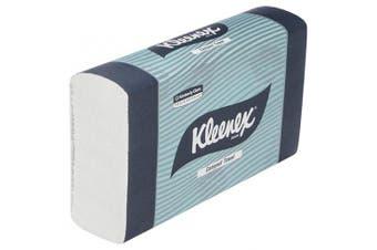 New Kleenex 4440 Hand Towel Compact Single Pack - 19Cm X 29.5Cm, White Single