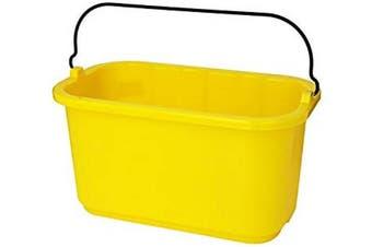 New Rubbermaid Executive Cart 9T82 Caddy Yellow 9.5L L 19.0 Cm X H 20.3 Cm X W