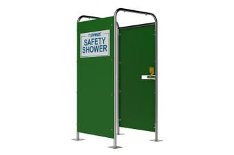 New Enware Emergency Free Standing Shower, 16 Multi-Spray, Hand Operated, 2 Side