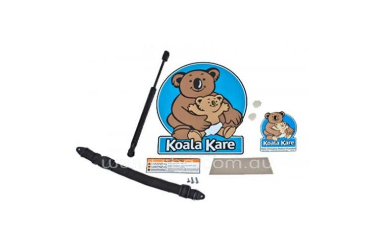 New Koala Kare Replacement Parts Kit For Kb101 Baby Change Tables - Mixed Mixed