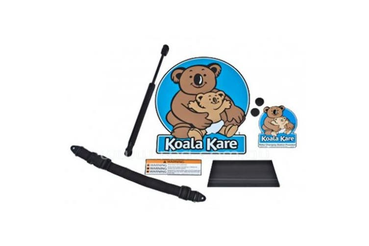 New Koala Kare Kb1065 Replacement Parts Kit For Kb101 Baby Change Tables - Mixed