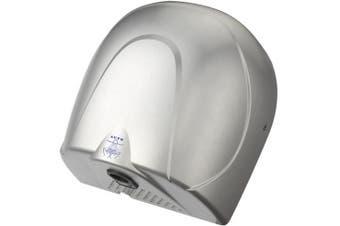 New Bradley Classic 220-900 Hand Dryer High Speed - Silver Aluminium 280Mm W X