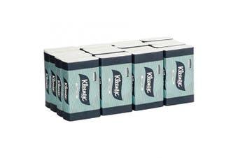 New Kleenex Kc4440 Compact Hand Towel - 19Cm X 29.5Cm - White Carton (24 Pks)