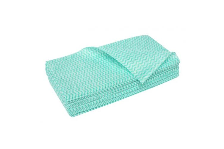 New Edco Cleaning Merriwipe 1970 Heavy Duty Wipes - Yellow Pack (20 Cloths)