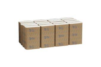 New Bradley Bradleycare 2008 Compact Hand Towel - White Carton (16 Packs)