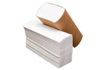 New Best Buy Bbr-005 Multifold Hand Towels - White Carton (16 Packs)