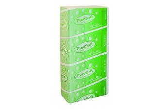 New Abc Puresoft 0-1111 Hand Towel Interleaved - White Carton (24 Packs)