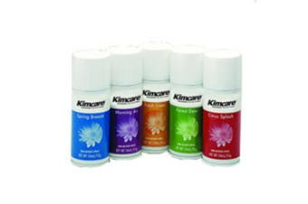 New Kimcare Micromist Refill Preference Pack - 5 Fragrances Carton (10 Cans)