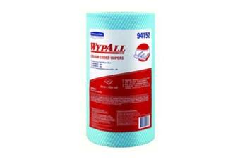 New Wypall Regular Duty Wipers Roll - Blue Case (6 Rolls)