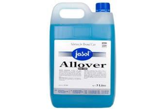 New Jasol Handcare Allover Body Soap - Blue 5 Litres