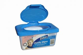 New Edco Infant Cheeky Wipes 56210 Wipe Dispenser Baby and Personal Hygiene -