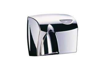 New Jd Macdonald Autobeam Hand Dryer Automatic 63 Decibels - Full Polished
