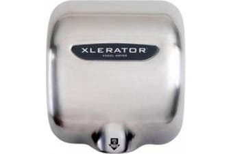 New Best Buy Turbo Xlerator Hand Dryer Quick Drying - Brushed Stainless 290Mm W