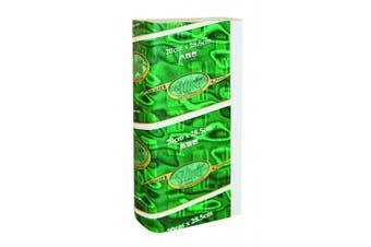New Abc Supertrim  0-8880 Hand Towel Interleaved - White Carton (18 Packs)