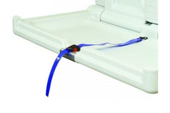 New Jd Macdonald Replacement Strap For Baby Change Table B003 - Blue