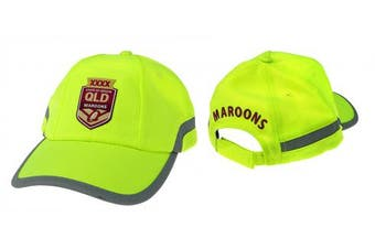 New Worknplay State Of Origin Qld Maroons Cap Osfm
