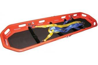 New Brady First Aid Basket Stretcher - Red H90mm X W430mm X L2170mm