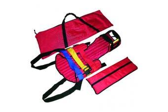 New Brady First Aid Imobilization Extrication Device - Red L820mm X W770mm
