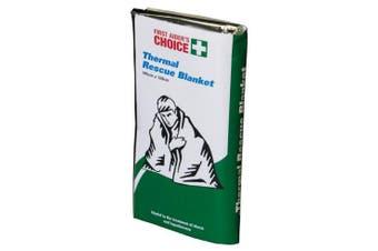 New Brady First Aid Rescue Blanket - Aluminium Film Compact