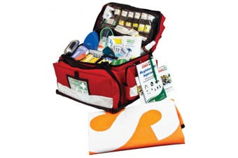 New Brady First Aid National Workplace Outdoor and Remote Large Portable Soft