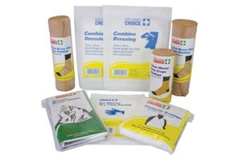 New Brady First Aid Snake Bite Pack - Mixed