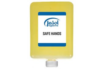 New Jasol Brightwell 2071481 Safe Hands 6X1l Pods - Yellow 6 X 1 Litre