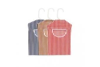 New Edco Household 18093 Peg Bag Cloth - Red Single